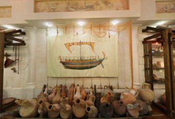 Exposições e museus Anapa: os lugares mais interessantes da cidade