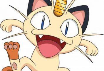 Meowth: pokemon, że umie mówić jak człowiek