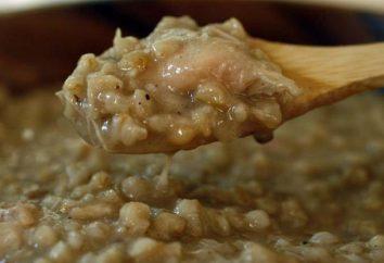 Jak prawidłowo gotowane kasza pszenna z mięsem: wskazówki doświadczonych kucharzy
