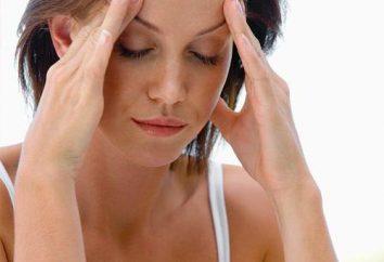 Bóle głowy z objawami zapalenia zatok i zabiegów: