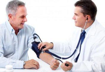 Nadciśnienie tętnicze 1 stopień: objawy i leczenie. Zapobieganie