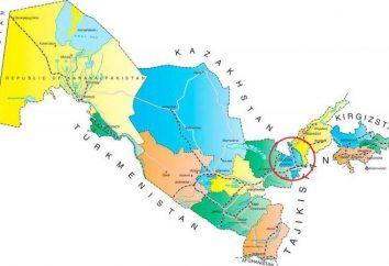 région Syrdarya de l'Ouzbékistan: l'histoire, la géographie, la ville