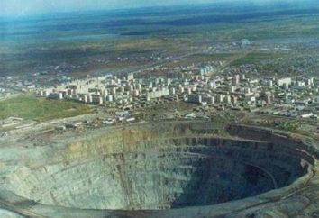opérations minières – la clé du bien-être de la Russie
