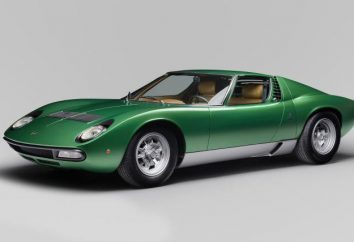 "Przegląd ""Lamborghini Miura"": opis, dane techniczne i opinie"
