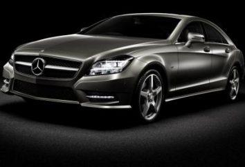 Mercedes CLS: nouvelles voitures pour les routes russes
