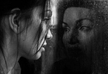 Por que você não pode olhar no espelho à noite. O mistério da vida após a morte