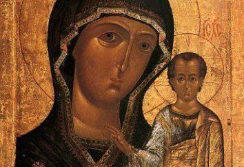 Große christliche Schreine: Was hilft der Kazan-Ikone der Mutter Gottes