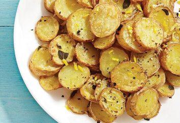 Come delizioso e veloce per cuocere le patate in multivarka