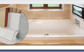 Wie zu wählen und die Ecken für das Bad installieren?
