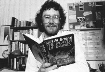 écrivain écossais Ien Benks: biographie, créativité et livres