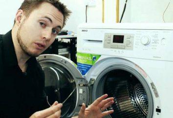La machine à laver a un os de soutien-gorge: comment obtenir? recommandations