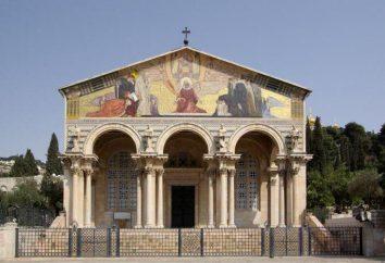 Kirche aller Nationen – ein von vielen Religionen gebaut Tempel