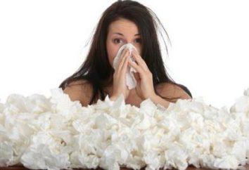 Niż w leczeniu ostrego zapalenie błony śluzowej nosogardzieli? Objawy, przyczyny i zapobieganie przeziębienia