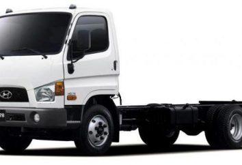Hyundai HD 78 – un outil indispensable dans différents domaines