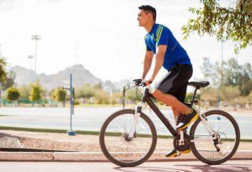 Vélo: avantages et inconvénients pour la santé. en plein air vélo