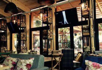 """""""Winglet o una gamba"""" – un ristorante a Gorky Park (Moscow): una visione d'insieme, i menu, recensioni, prezzo"""