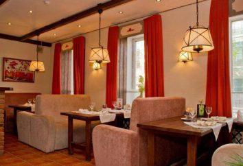 Restauracje i kawiarnie Kazan: lista najlepszych