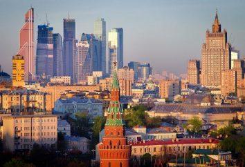 Bewertungen, Beschreibungen, Bewertungen, und Adresse: Wie ein Business-Center in Moskau wählen
