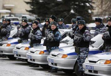 Le direzioni principali e ai principi delle attività di polizia. Il principio di attività di polizia nella Federazione Russa