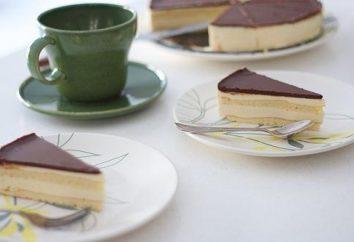 Gâteau « lait d'oiseau ». recette