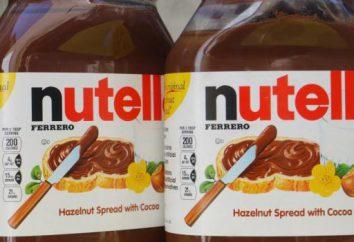 """25 """"delicious"""" fakty deser Nutella"""