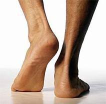 Fuß Sprunggelenk, wie zu wählen?