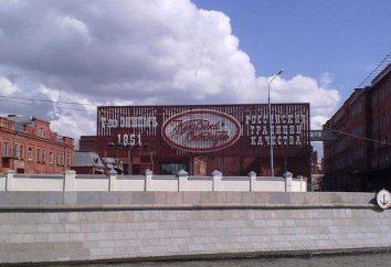 Rosyjska fabryka czekolady. Historia produktu w kraju
