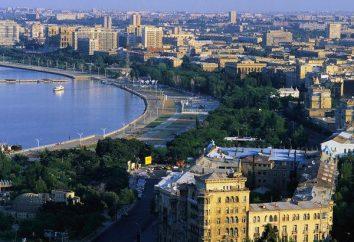 Baku (Azerbaijan) – attrazioni e monumenti storici che sono un must visitare ogni. Scopri dove riposare a Baku