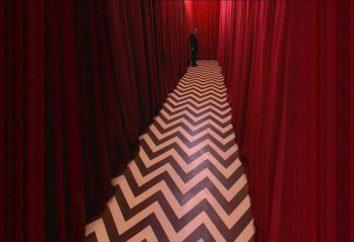 """""""Twin Peaks"""" filme: os atores e o papel da descrição do enredo e comentários"""