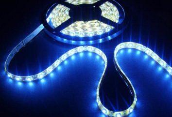 Jak wybrać taśmy LED do domu? Jakie typy, moc i kolor światła?