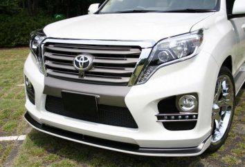 """Przydatne i stylowy strojenie """"Prado 120"""" własnymi rękami. Wybór strojenia dla """"Toyota Prado 120"""""""