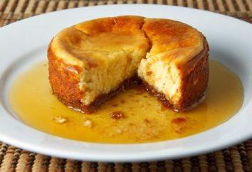 cheesecakes délicieux: une recette simple dessert