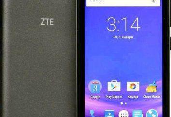 ZTE Blade GF3 teléfono inteligente: opiniones, descripciones, especificaciones, precios