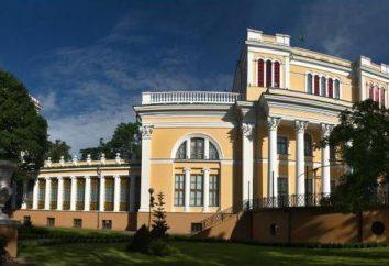 Gomel Palace and Park Ensemble: description, adresse