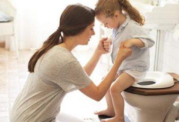 Dziecko często idzie do łazienki na małym. Co to oznacza?