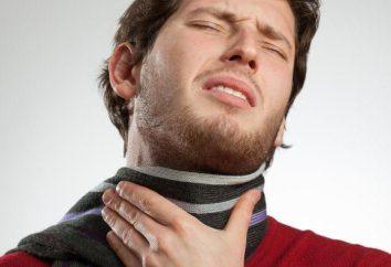 Les causes et le traitement de la pharyngite granuloznogo