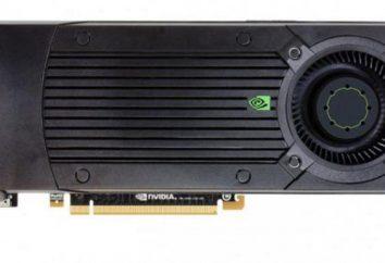 NVidia GeForce GTX 660 Ti i Gigabyte GeForce GTX 660: opinie, specyfikacja