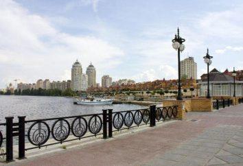 Obolonskaya nasyp w Kijowie – bajecznie piękny narożnik, stworzony przez ręce człowieka