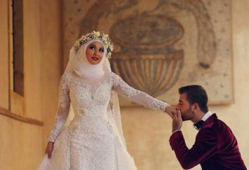 Arab Ślub: opis, tradycje, zwyczaje i osobliwości