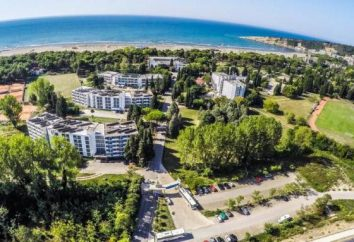 Hotel Olympic Hotel 3 * (Montenegro, Ulcinj): Bewertungen, Beschreibungen und Bewertungen