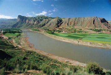 Abakan – rivière Khakassie, un affluent gauche de l'Ienisseï