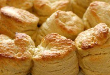 Englisch Muffins, Scones: Rezept. Einfach und köstlich