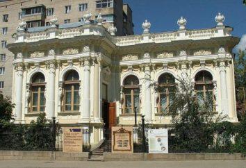 Muzeum Rostów nad Donem: adresy i opisy