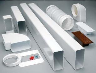 Los conductos de aire para la elaboración de la cocina: los tipos y características de la instalación