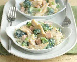 Jaki jest najlepszy piec w piekarniku brokuły z kurczakiem