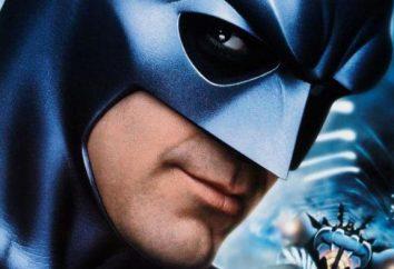 """Il film """"Batman e Robin"""": attori e ruoli"""