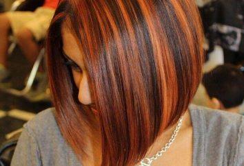 Kareta – średniej długości fryzury. Modne quady (haircut): rodzaje, opis dobór kształtu twarzy i opinie