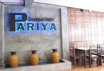Hotel Pariya Boutique Hotel 3 *, Phuket: Descripción y comentarios