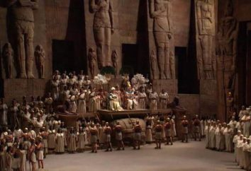 "Dzhuzeppe Verdiego ""Aida"" (opera): Podsumowanie"