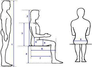 Aprender A Dibujar Personas Sentadas En Una Silla O En El Piso